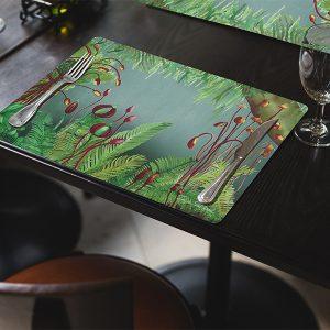 set de table ina saint andéol