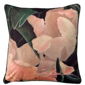Coussin rose Design