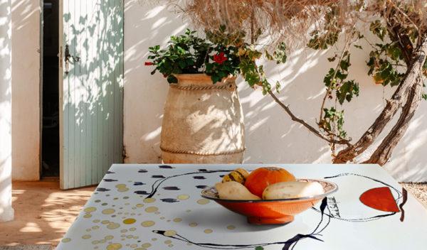 Tablecloth Ina de Saint Andéol