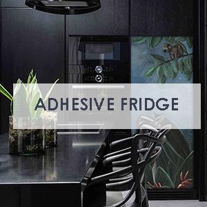 fridge cover sticker